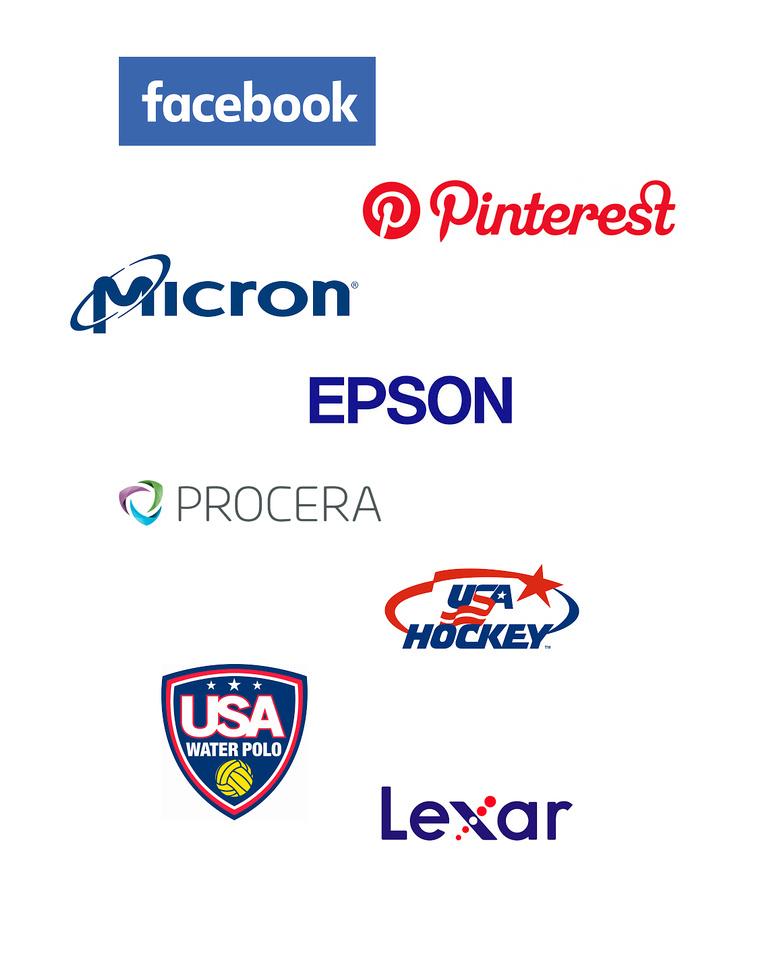 Corporate Page Logos