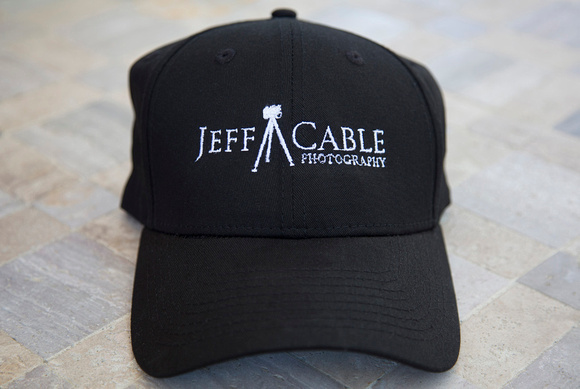 Jeff Cable - Black Hat (One size fits all)