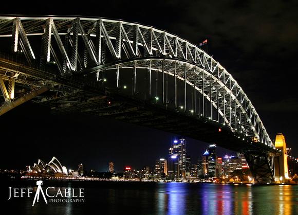 Sydney Night, Australia